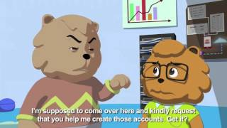 Singa and the Kindness Cubbies Season 2 (Ep 11) - Pass It On