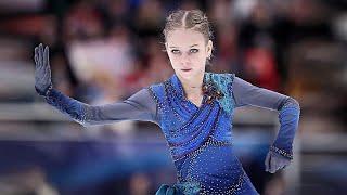 Александра Трусова GP Russia ПП