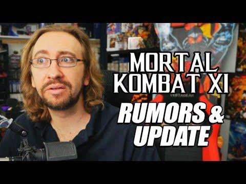 MORTAL KOMBAT 11 RUMORS...When Is It? Where Is It? thumbnail