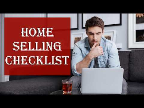 Home Selling Checklist