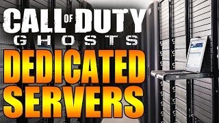 Call of Duty: Ghosts - Dedicated Servers on EVERY CONSOLE!? (Playstation 3 4, Xbox 360 One, PC COD)