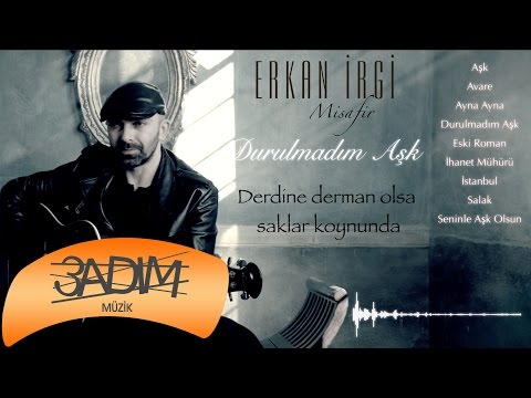 Erkan İrgi - Durulmadım Aşk ( Official Lyric Video )