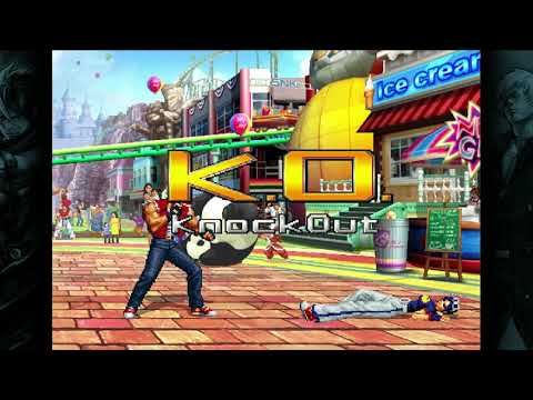 The King Of Fighters 2002 Unlimited Match Official Teams - Fatal Fury Team |