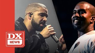 Drake Disses Kanye West On Stage During His Chicago Concert