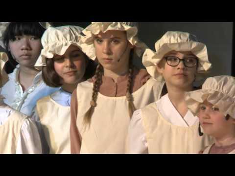 ISR Whole School Musical 'Olivia!'