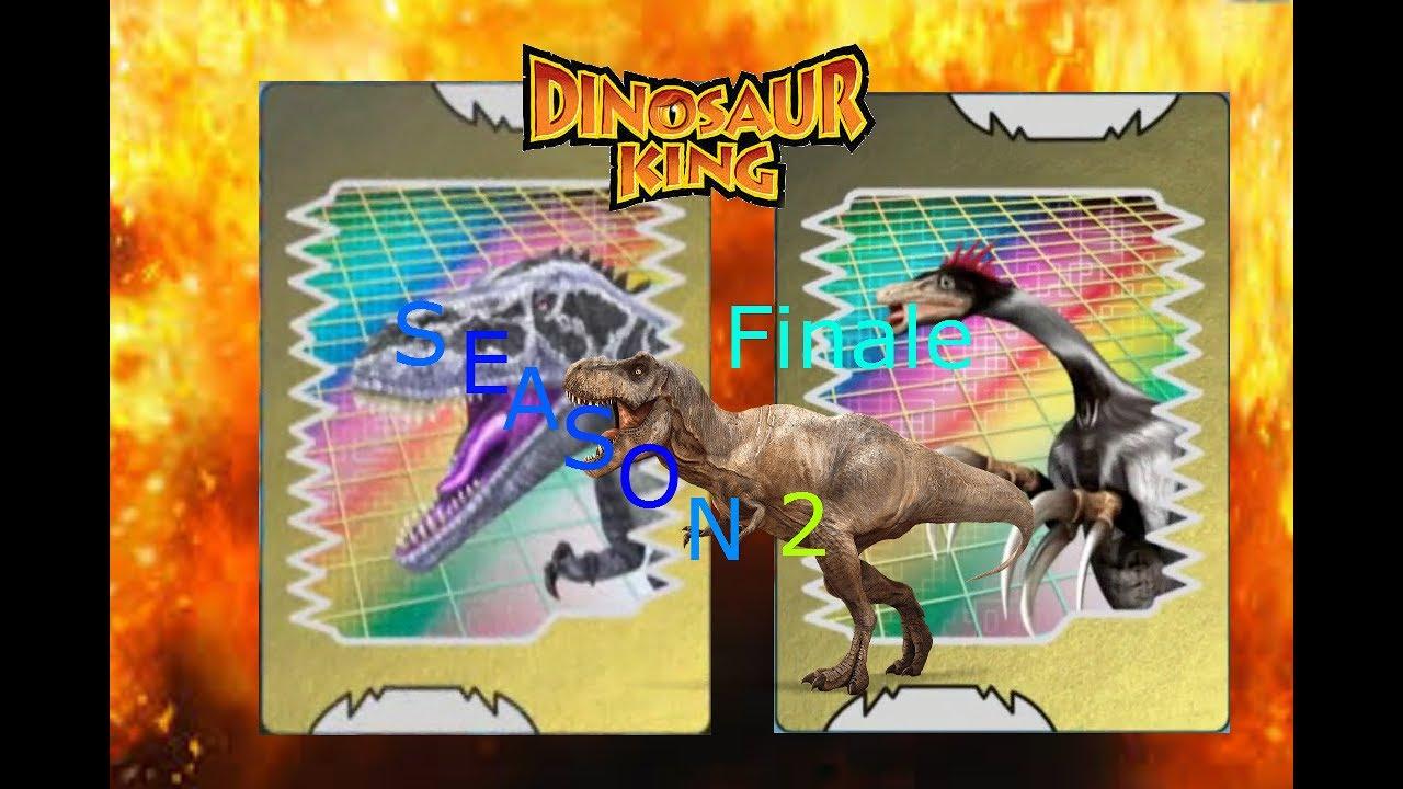 Dinosaur king ds season 2 finale the high code note part - Dinosaure king saison 2 ...
