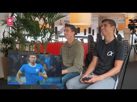 FIFA 20 Battle met Koen Kostons en Luc Mares | MVV TV