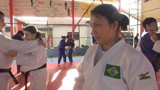 柔道の日本人コーチ奮闘 リオ五輪、ブラジルに金メダル