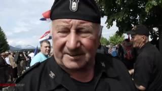 ORF-Report: Kroatische Hitlergrüße in Kärnten