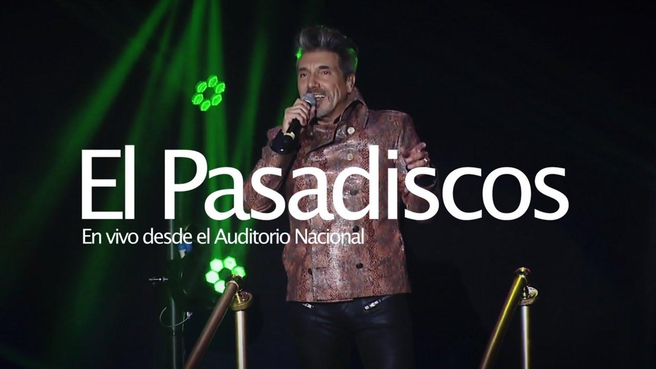 Diego Verdaguer - El Pasadiscos (En Vivo Desde El Auditorio Nacional)