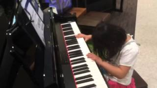 星七がピアノを弾いたら.