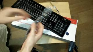 Клавиатура Gembird KB 6050LU BL UA Black