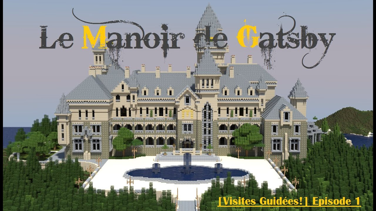 look around episode 1 the manor of the great gatsby youtube