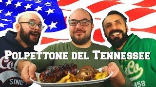 Polpettone Ripieno al Forno del Tennessee | Ricetta Vlog 55Winston55 Ft. Roby in Cucina