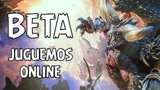 Monster Hunter World Beta | Nergigante ya no es un reto GG