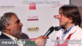 Sergio Motta, Ristorante Macelleria Motta al Best Italian Wine Awards 2013