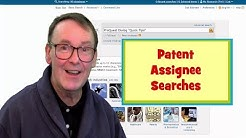 Patent Assignee Searching