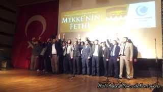 Bir Sabah Gelecek Kardan Aydınlık / Mekke 2013 / Ankara