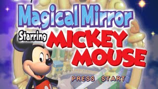 GameCube Longplay [007] Disney's Magical Mirror Starring Mickey Mouse (Part 1 of 3)