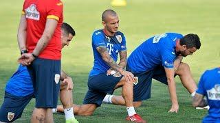 Naționala s-a reunit pentru meciurile cu Muntenegru și Serbia