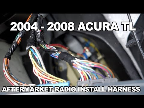 acura tl audio wiring diagram  hpm light switch wiring