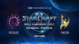 2017 WCS Global Finals: Neeb (P) vs Rogue (Z)
