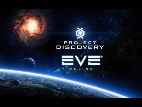 EVE Online. Project Discovery - Exoplanets (Проект Дискавери - Экзопланеты)