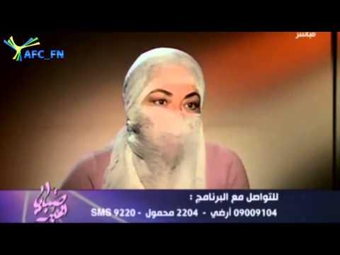 المذيعه ريهام سعيد تطرد الملحده نهى من برنامج صبايا خير
