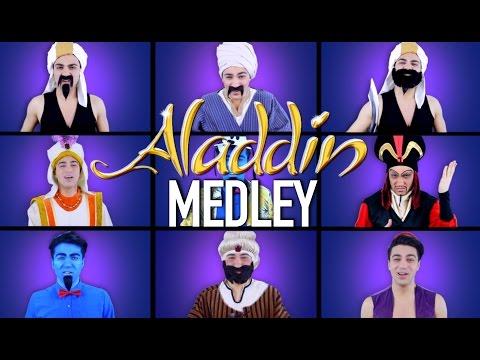 DISNEY MEDLEY ALADDIN | Daniel Coz