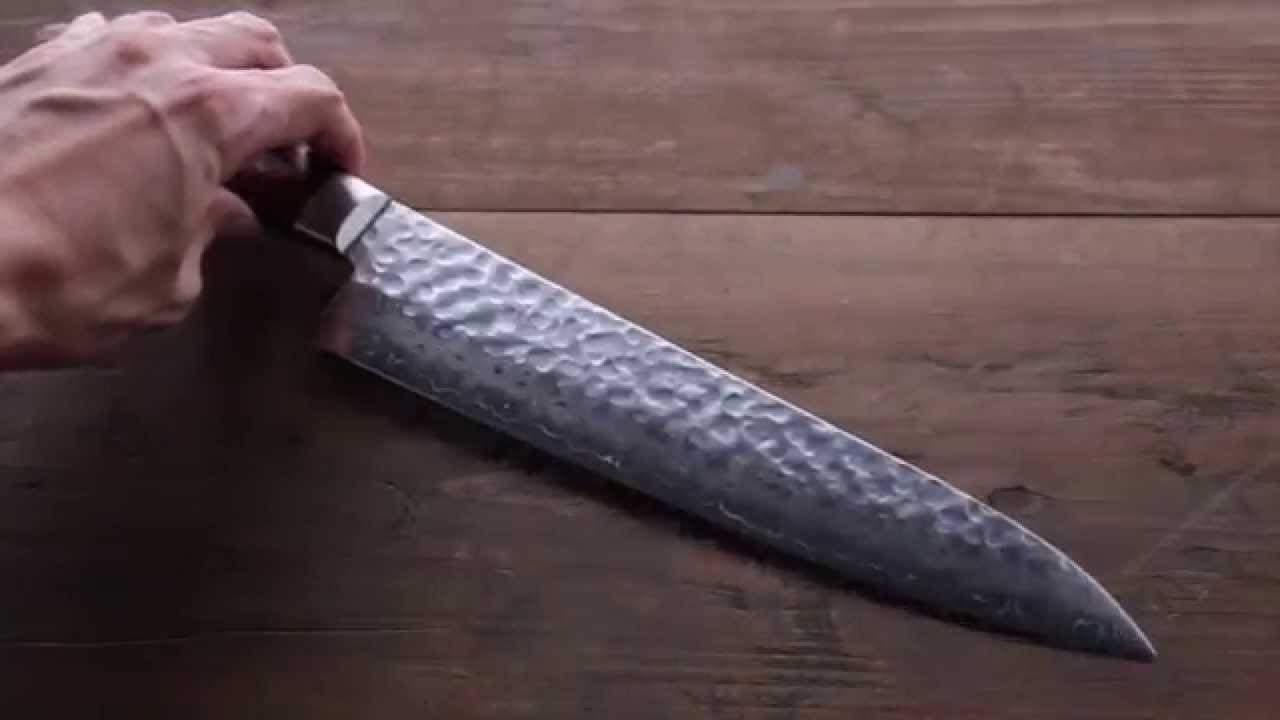 Uncategorized Best Kitchen Knives In The World ichiban best knife vg10 hammered damascus japanese gyuto chefs 240mm youtube