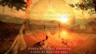'Natural Great Peace' by Sogyal Rinpoche