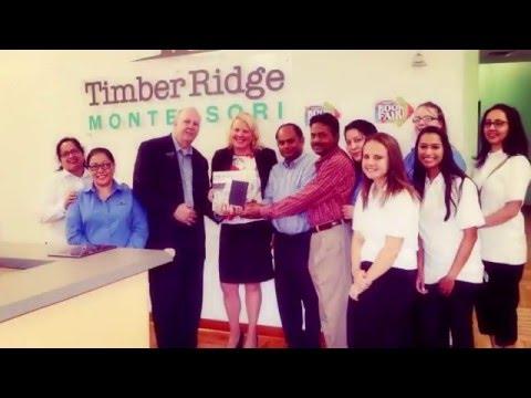 Timber Ridge Montessori Ribbon Cutting Ceremony
