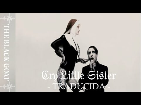 Marilyn Manson - Cry Little Sister (Subtitulada al español)
