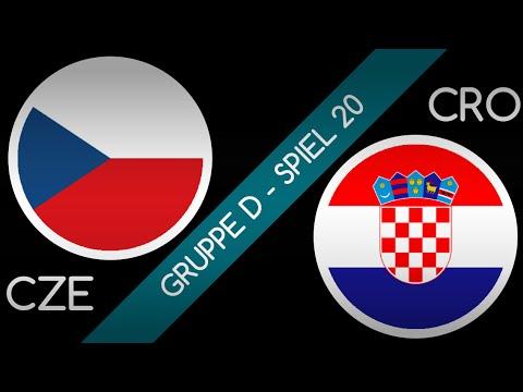 Prognose Tschechien Kroatien