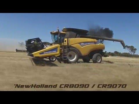 AUSTRALIA - Big Harvest With Jerome And Lasse #landwirt100k