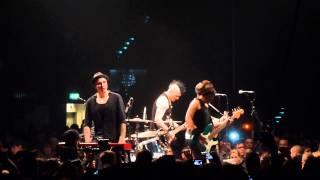 Broilers - Warte auf mich live in Düsseldorf 14.12.2012