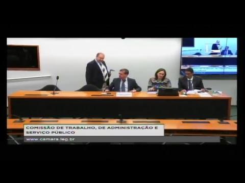 TRABALHO, ADMINISTRAÇÃO E SERVIÇO PÚBLICO - Reunião Deliberativa - 09/05/2018 - 10:43