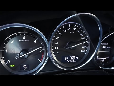 Mazda Cx 5 Acceleration 0 100 0 200 Top Speed Test