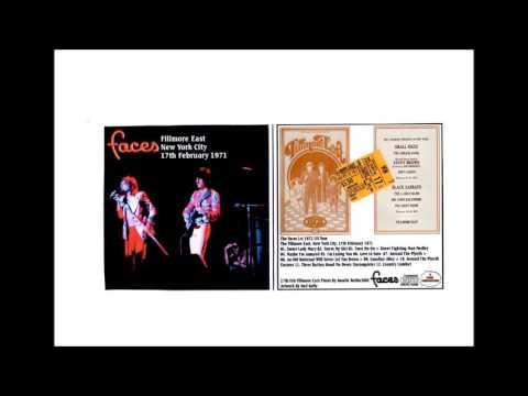 Faces- Around The Fillmore (entire Show)