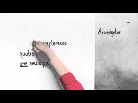 einen lebenslauf verfassen crire un cv franzsisch texte schreiben und analysieren - Lebenslauf Franzosisch