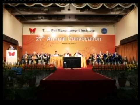 27th Annual Convocation Part # 1/7