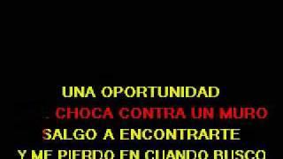 Paulina Rubio - Ni una sola palabra karaoke