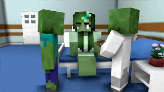 - Zombie Life Minecraft Animation