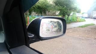Toyota prius подогрев зеркал