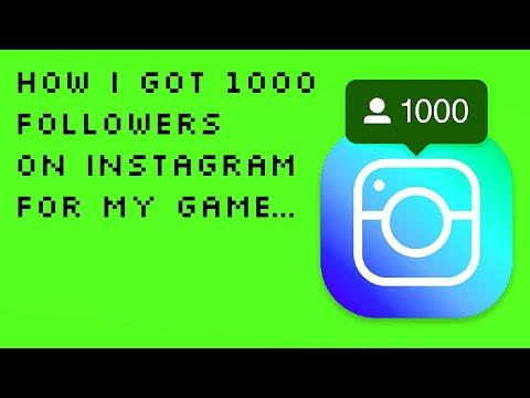 I got 1000 followers on Instagram for my RPG Maker MZ game like this... |