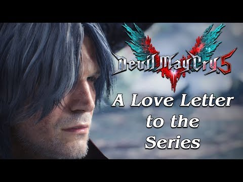 Devil May Cry 5 Analysis   A Love Letter to a Series