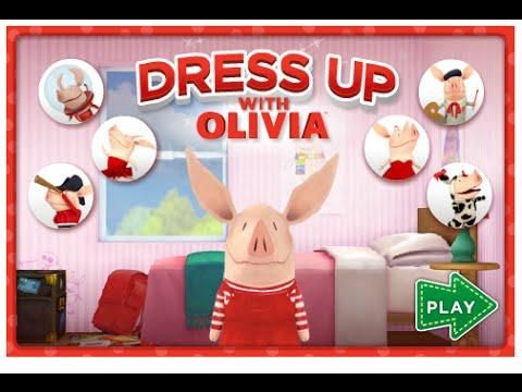 Olivia Dress Up Game Nick Jr - Little Kids Dress Up Games On Nick Jr