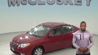 A98586GP - Used, 2008, Hyundai Elantra, GLS, Sedan, Test Drive, Review, For Sale -
