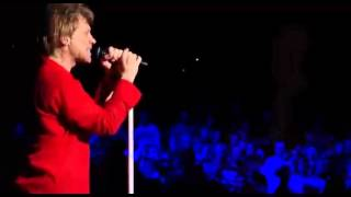 Bon Jovi, Amen & Bed of Roses (Cleveland 2013)