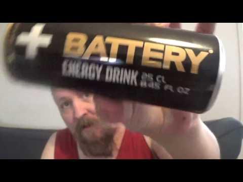 Maistelussa - Battery Energy Drink